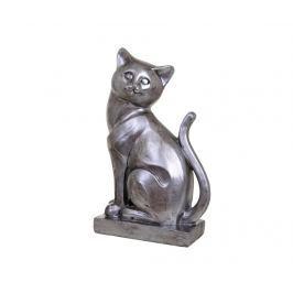 Dekorace Fusion Sitting Cat Head