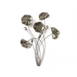 Nástěnná dekorace Beaux Arts Silver Bunch