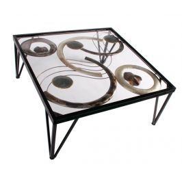 Konferenční stolek Art de Fer Archs and Circles