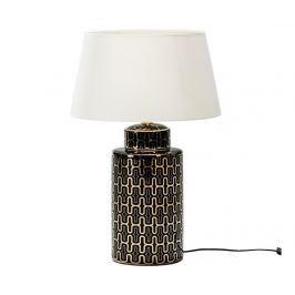 Základna pro noční lampu Chloe Black Golden