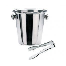 Sada kbelík a kleště na led Ghiaccio