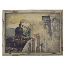 Obraz Locomotive 76x100 cm