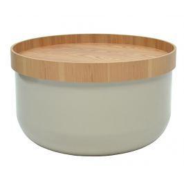 Stolek s podnosem Bowl Grey