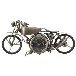 Stolní hodiny Motorbike
