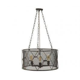 Závěsná lampa Gothic Round