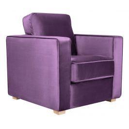 Křeslo Chicago Purple