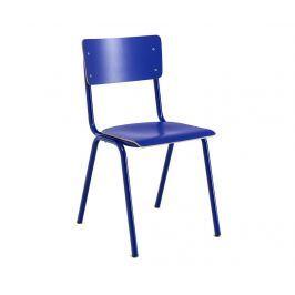 Sada 2 židlí School Blue