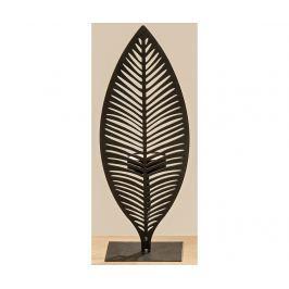 Podstavec na svíčku Feather Black
