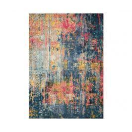 Koberec Celestial Blue Yellow 119x180 cm