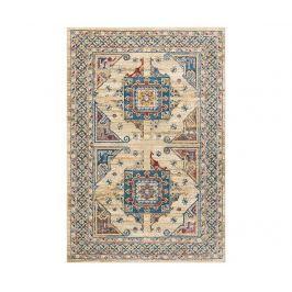 Koberec Cordoba Ivory Blue 160x221 cm