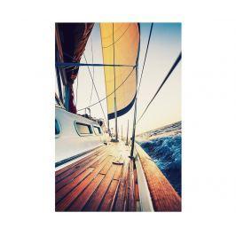 Obraz Boat Traveler 80x120 cm