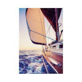 Obraz Boat Journey 80x120 cm
