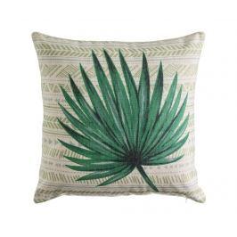 Dekorační polštář Pointy Palm Leaf 45x45 cm