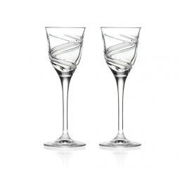 Sada 2 sklenic na likér Vertigo 100 ml