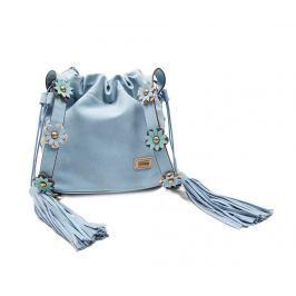 Taška přes rameno Flora Light Blue