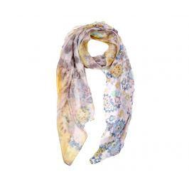 Šátek Katerine Yellow 90x180 cm