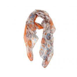 Šátek Katerine Orange 90x180 cm
