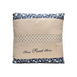 Dekorační polštář Home Sweet Home 40x40 cm