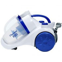 Bezsáčkový vysavač Turbine Puro White & Blue