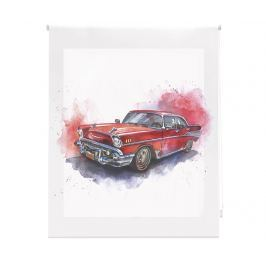 Zatemňovací roleta Red Car 100x250 cm