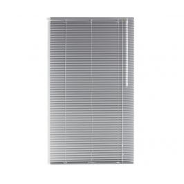 Žaluzie Venetian Aluminum Silver 120x250 cm