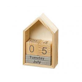 Kalendář Little Home Natural