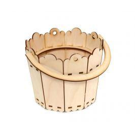 Dekorační kbelík Jasmine
