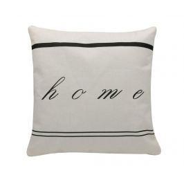 Dekorační polštář Home 45x45 cm