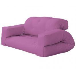 Rozkládací pohovka Hippo Taffy Pink