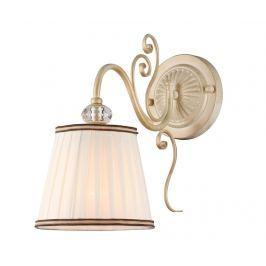 Nástěnné svítidlo Vintage One White Gold
