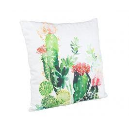 Dekorační polštář Pink Cactus 40x40 cm