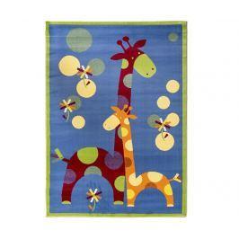 Koberec Dotty Giraffe 80x150 cm