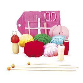 Sada na háčkování, 18 dílů Knitting Kit