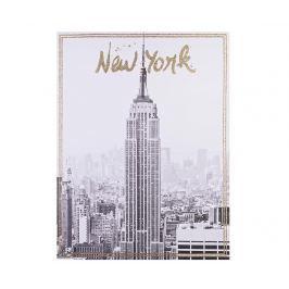 Obraz New York Glitter 45x60 cm