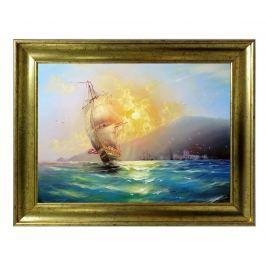 Obraz Sea and Sun 60x80 cm