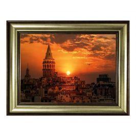 Obraz Red Sunset 40x50 cm