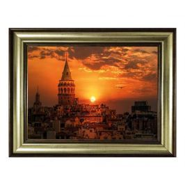 Obraz Red Sunset 60x80 cm