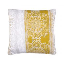 Dekorační polštář Zaira Yellow 50x50 cm