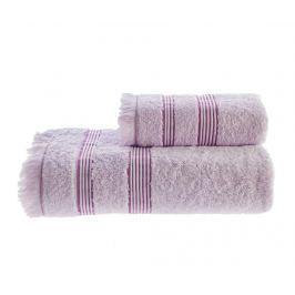Ručník Softy Lilac 90x150 cm
