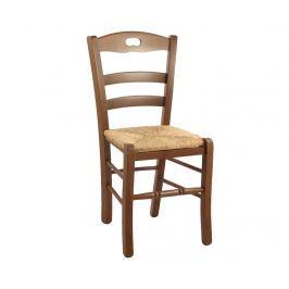 Židle Paglia Walnut
