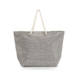 Plážová taška Machara Silver