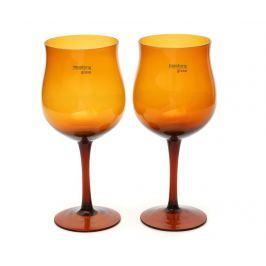 Sada 2 sklenic Magnum Tulip Amber 700 ml