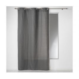 Závěs Panama Slate Grey 140x240 cm