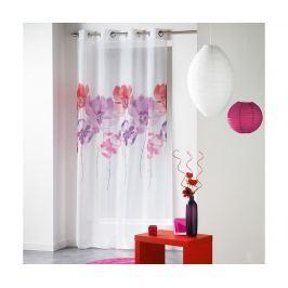 Záclona Dounia Rouge 140x240 cm