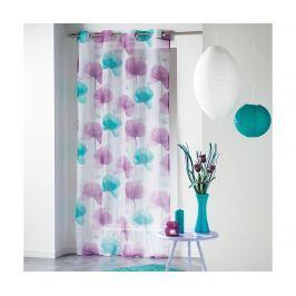 Záclona Natae Bleu 140x240 cm