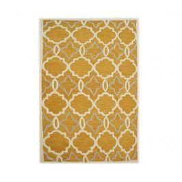 Koberec Retro Yellow 122x183 cm