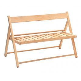 Dětská skládací lavice Rowan
