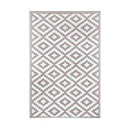 Plastový koberec Nirvana Taupe 150x240 cm