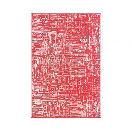 Plastový koberec Cosmopolitan Red 90x150 cm