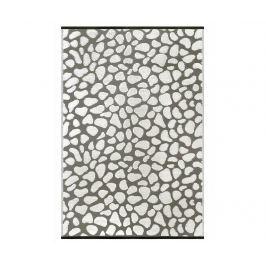 Plastový koberec Pebbles Grey 120x180 cm